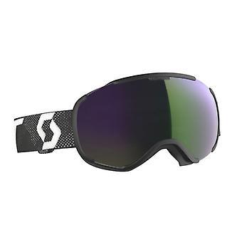 スコット フェイズ II ブラック/ホワイトグリーン クローム