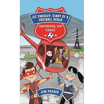 Reading Planet  Jez Smedley Diary of a Football Ninja Con by Jem Paker