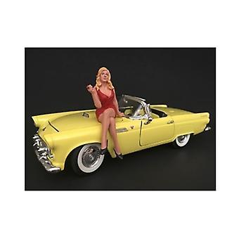 70\'S Style Figure Iv per modelli in scala 1:24 di American Diorama