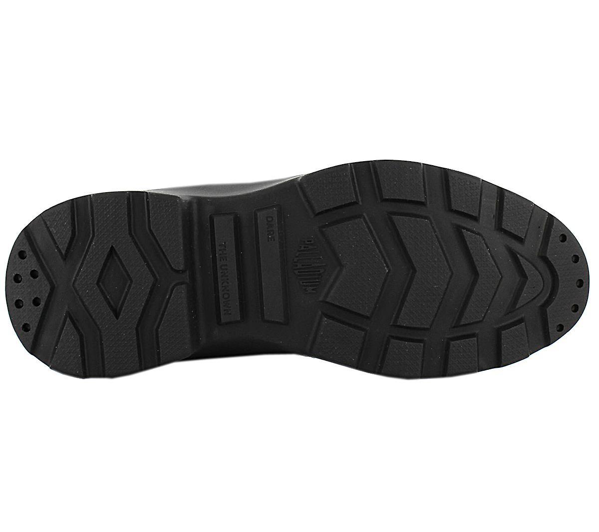 Palladium Pallakix 90 SK 76423-008-M Damen Boots Schwarz Sneakers Sportschuhe oHHOd