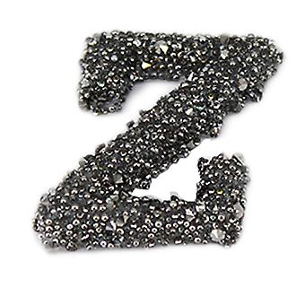 Glitter Alphabet Sticker - Z