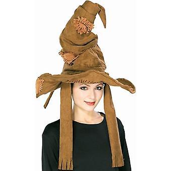 Harry Potter Deluxe Zauberer Buch Woche Kinder Kind Jungen Mädchen Kostüm Sortieren Hut