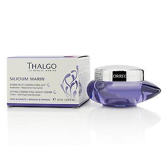 Silicium Marin Lifting Correcting Night Cream 50ml/1.69oz