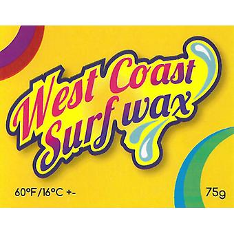 West coast surf wax - cold water