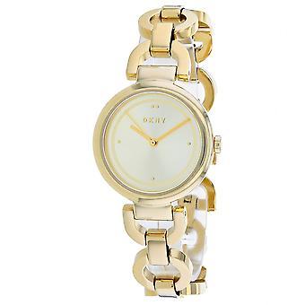 DKNY Women's Eastside Gold Watch - NY2768