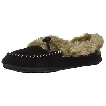 Acorn Women's Cozy Fur Moc