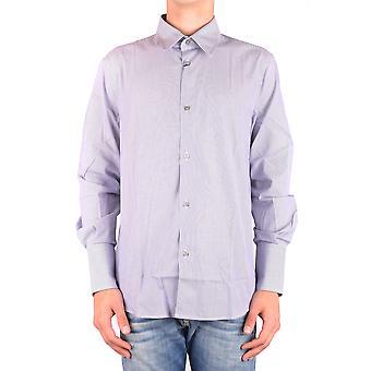 Costume National Ezbc066061 Men's Multicolor Cotton Shirt