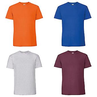 Fruit Of The Loom Mens Ringspun Premium T-Shirt