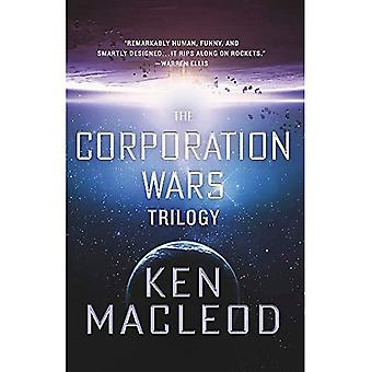 The Corporation Wars Trilogy: Omnibus Edition (The Corporation Wars)