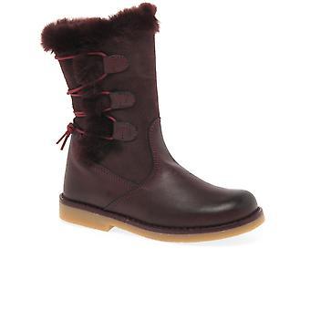Melania Ravello Girls Infant Boots