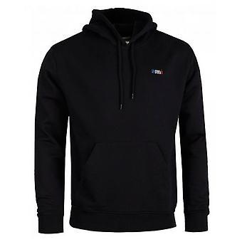 Ami Tri culoare logo-ul pullover Hoody