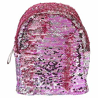Depesche 10476 Backpack With String Sequins Topmodel Rose Multi-coloured