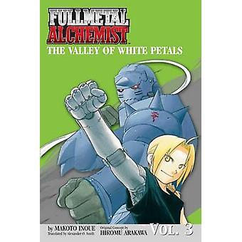 Fullmetal Alchemist - Volume 3 - The Valley of White Petals by Makoto