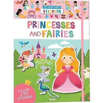 My Very First Stickers - Princesses and Fairies by Yi-Hsuan Wu - 97827