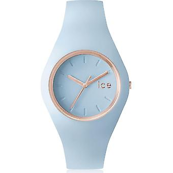 Ice Watch - Armbanduhr - Unisex - ICE glam pastel - Lotus - Medium - 3H - 001067