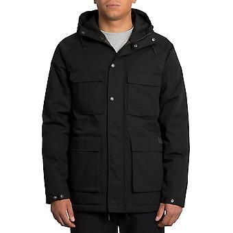 Volcom Renton Winter 5K Parka Jacket in Black