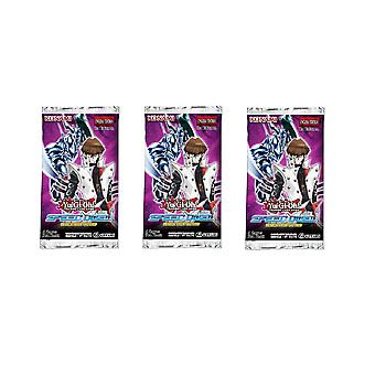 Yu-Gi-Oh! Speed Duel -Attack From the Deep -Booster Packs 3-Pack