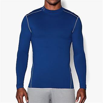 アンダーアーマーCGモックM 1265648400トレーニング一年中男性Tシャツ