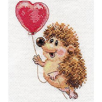 Alisa Cross Stitch Kit - Na Nuvem Nove