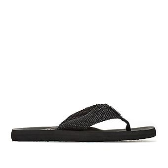 Women's Rocket Dog Adios Flip Flops in Black