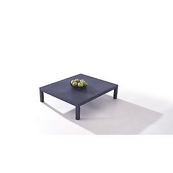 Alu Plaza Stół 78 cm - antracyt