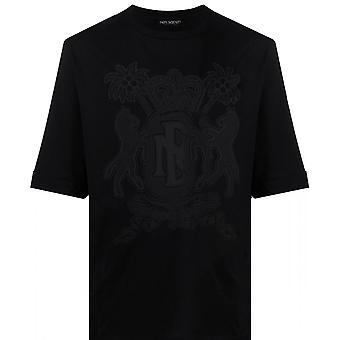 Neil Barrett Coat-of-arm T-shirt