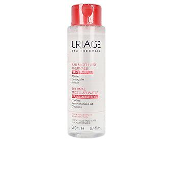 New Uriage Thermal Micellar Water Fragance Free Intolerant Skin 250 Ml For Women