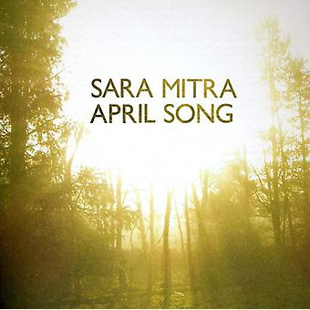 April Song [CD] USA import