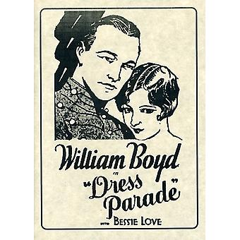 Kjole Parade (1927) [DVD] USA importere