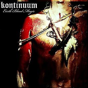 Kontinuum - Earth Blood Magic [CD] USA import