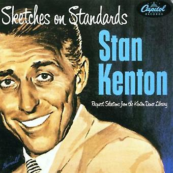 Stan Kenton - Sketches on Standards [CD] USA import