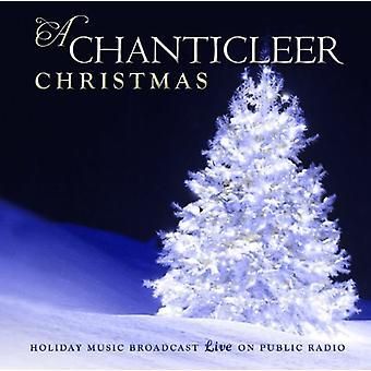 Chanticleer - A Chanticleer Christmas [CD] USA import