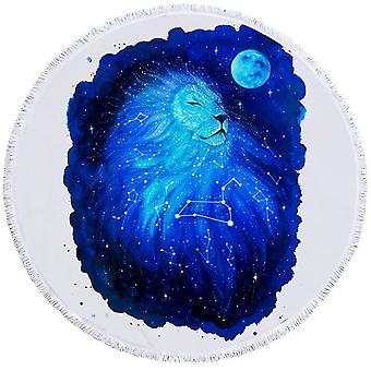 Zodiac Leo Beach håndkle