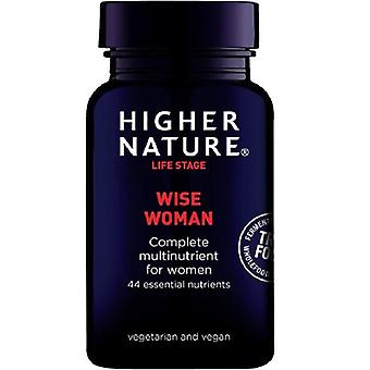 Higher Nature True Food Wise Woman Vegicaps 180 (TWW180)