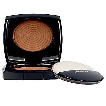 Chanel Les Beiges friska glöd lysande pulver #sunset för kvinnor