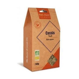 Organic Blackcurrant Herbal Tea 50 g