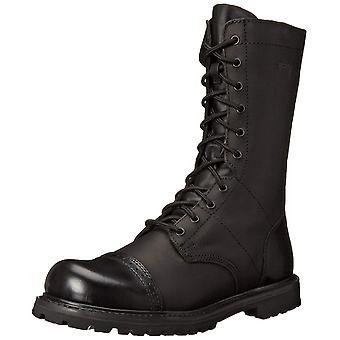 "Bates Men's Shoes ENFORCER 11"" PARATROOPER-M Leather Cap Toe Mid-Calf Militar..."