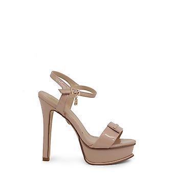 Laura biagiotti 6128 kvinder's syntetiske patent læder sandaler