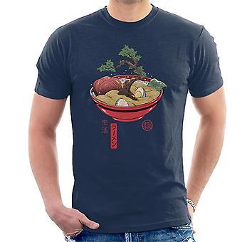 Bonsai Ramen Miesten t-paita