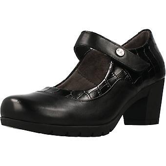 Pitillos Shoes Comfort 3110p Black