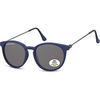 Sonnenbrille Unisex by SGB    blau/schwarz (MP33)