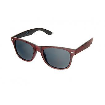 Sonnenbrille Unisex    schwarz/braun (H62)