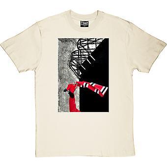Hadrian Richards United Bar Scarf Natural Men't-shirt