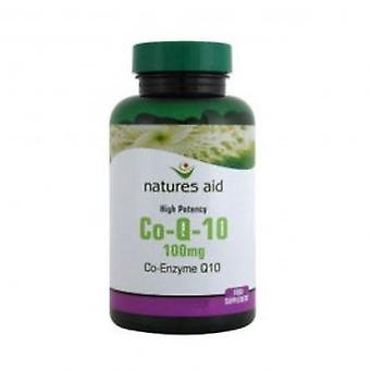 Natures Aid - Co-Q-10 100mg 30 capsule
