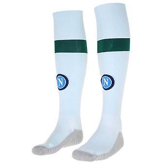 2020-2021 Napoli Borte sokker (Azure Pale)