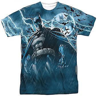 Batman Stormy Knight sublimated T-paita