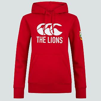 Canterbury British & Irish Lions Rugby Logo Hoodie | Women | 2021