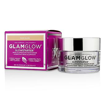 Glamglow GlowStarter Mega Illuminating Moisturizer - Nude Glow 50ml/1.7oz