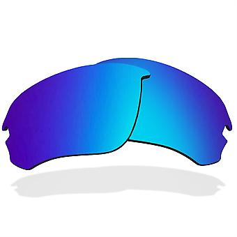 Polarized Replacement Lenses for Oakley Speed Jacket Sunglass Anti-Scratch Blue