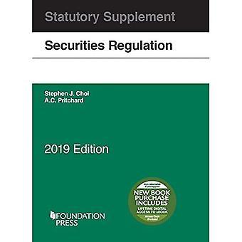 Securities Regulation Statutory Supplement, 2019 Edition (Selected Statutes)